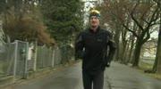 Ironman 2012: Profi vs. Amateur - Schwimmen im See