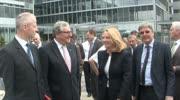 Infineon: Forschungsgebäude in Villach neu eröffnet