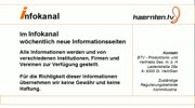 Kärnten TV Infokanal KW22