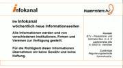 Kärnten TV Infokanal KW21