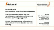 Kärnten TV Infokanal KW19