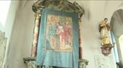 Brauchtum in Kärnten: Fastentücher in Kirchen