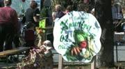 Kärntner Heimatherbst 2011: Besucherrekord am Krautfest im Gitschtal
