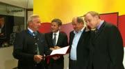 Start der Volksbefragung zur Ortstafellösung 2011