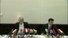 1. Pressekonferenz von Ex-Hypo Chef Dr. Wolfgang Kulterer nach der U-Haft