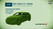 New Mobility Forum 2010 - Vortrag DI Gerd Schauer