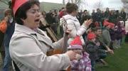 """""""Tag des Apfels"""" im Kindergarten Glanegg"""