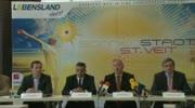 Österreichs größtes Photovoltaikkraftwerk in St. Veit errichtet