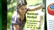 Kärntner Heimatherbst 2009: Präsentation des Heimatherbstes