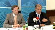 Aufsichtsratssitzung der Kärntner Landesholding - Pressekonferenz