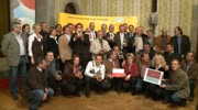 Auszeichnung der energieeffizientesten Gemeinden 2008