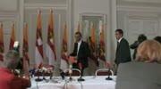 Pressekonferenz 13.10.2008
