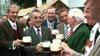 Bundespräsident Dr. Heinz Fischer zu Besuch auf der Herbstmesse Klagenfurt