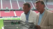 """Pressekonferenz """"Vorstellung des adaptierten Stadions für Klagenfurt"""""""