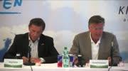 Offizielles Pressebriefing anässlich der UEFA EURO 08 am 16.06.08