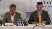 Offizielles Pressebriefing anlässlich der UEFA EURO 08 am 15.06.08