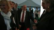 Wirtschaftsempfang von LH Jörg Haider auf der Seebühne