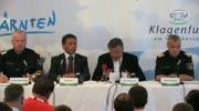 Offizielles Pressebriefing anlässlich der UEFA EURO 08 am 09.06.08
