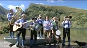 Kärntner Heimatherbst 2012 - Almfest am Falkert mit Weisenblasen