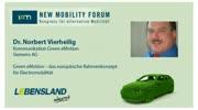 New Mobility Forum 2012 - Dr. Norbert Vierheilig