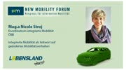 New Mobility Forum 2012 - Mag.a Nicole Stroj - (Deutsche Version)