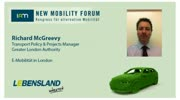New Mobility Forum 2012 - Richard McGreevy - (Englische Version)