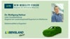 New Mobility Forum 2012 - Dr. Wolfgang Hafner - Teil ll