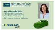 New Mobility Forum 2012 - Mag.a Alexandra Weiss (Englische Version)
