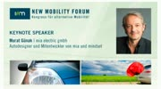 New Mobility Forum 2012 - Keynote Speaker Murat Günak - (Englische Version)