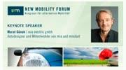 New Mobility Forum 2012 - Keynote Speaker Murat Günak - (Englische Version)