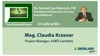 """The Emerald Planet"": Dr. Samuel Lee Hancock im Gespräch mit Mag. Claudia Kraxner ..."