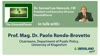 """The Emerald Planet"": Dr. Samuel Lee Hancock im Gespräch mit Prof. Mag. Dr. Paolo Rondo-Brovetto ..."