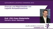 Prof. (FH) Franz Staberhofer - (Englische Version)