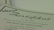 Zertifikatsverleihung für ehrenamtliche Demenzbegleiter