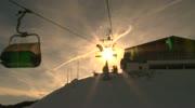 Schigebiet Dreiländereck - Die Stimmung steigt