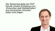 """""""Einkochen statt Wahlkämpfen"""" mit Gabriel Obernosterer"""