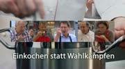 """""""Einkochen statt Wahlkämpfen"""" mit Gerhard Dörfler"""