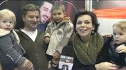 Der Hallo-TV-Corner auf der Lebensland Kärnten Messe 2013 -Tag 2