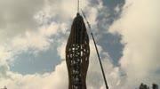 Pyramidenkogel: Aussichtsturm hat Endmaß von 100 Metern erreicht!