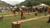 19. Holzstraßenkirchtag und 13. Bundesmeisterschaften der Österreichischen Holzarbeiter in Deutsch Griffen