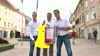 Fußball-Bundesliga-Referee Manfred Krassnitzer wurde geehrt