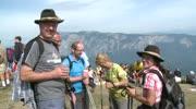 34. Senza Confini Tour 3 am Dreiländereck in der Gemeinde Arnoldstein