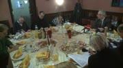 Kärntner Landtagspräsident Ing. Reinhart Rohr lud zum Pressebrunch