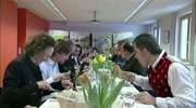 """Das Projekt """"Wagyu F1"""" wurde in der Landwirtschaftliche Fachschule Althofen vorgestellt"""