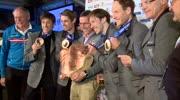 Bronze im Teambewerb der Nordischen Kombination