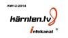 Kärnten TV Infokanal KW12 2014