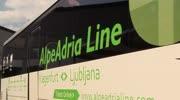 """Neue Buslinie """"Alpe Adria Line"""""""