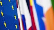 Podiumsdiskussion mit Schülerinnen und Schülern zum Thema EU
