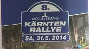 1. Jacques Lemans Rallyeweekend