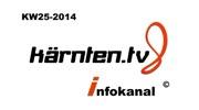 Kärnten TV Infokanal KW25 2014